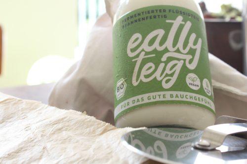 eatly, Teig, Glutenfrei